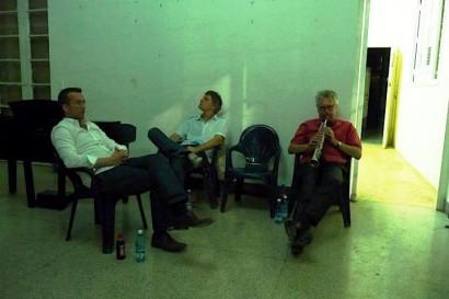Backstage Havanna Cuba '08 kopie