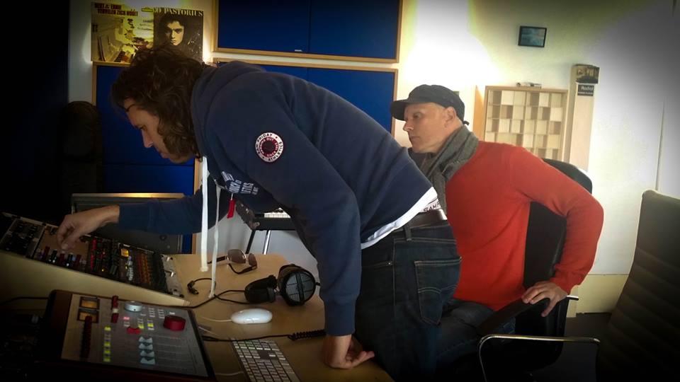 Udo Pannekeet, Pascal Vermeer mixing Oct.15